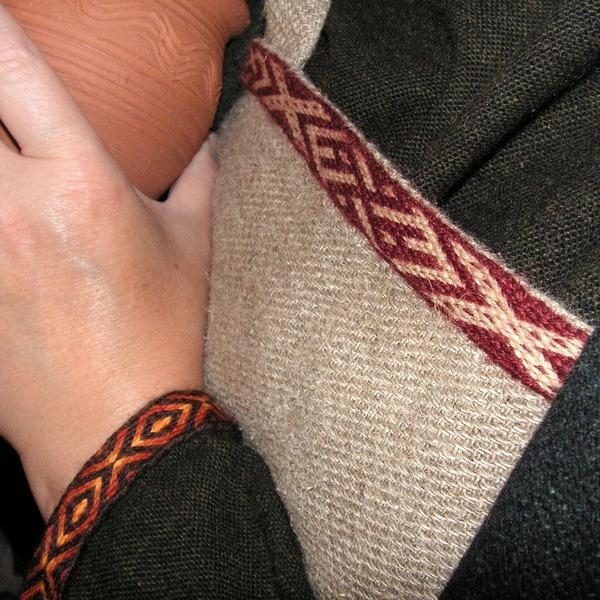 Birka tablet woven trim